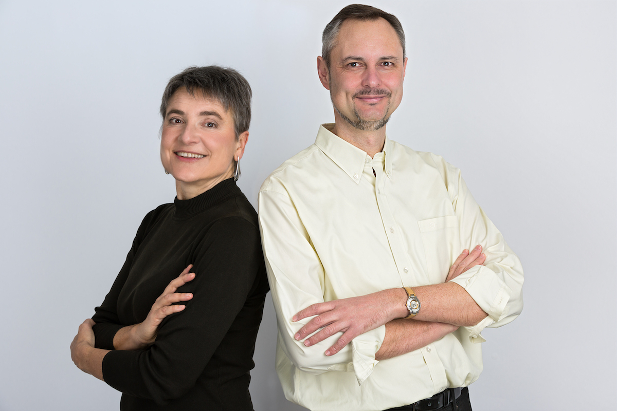 Business Team Fotoshooting