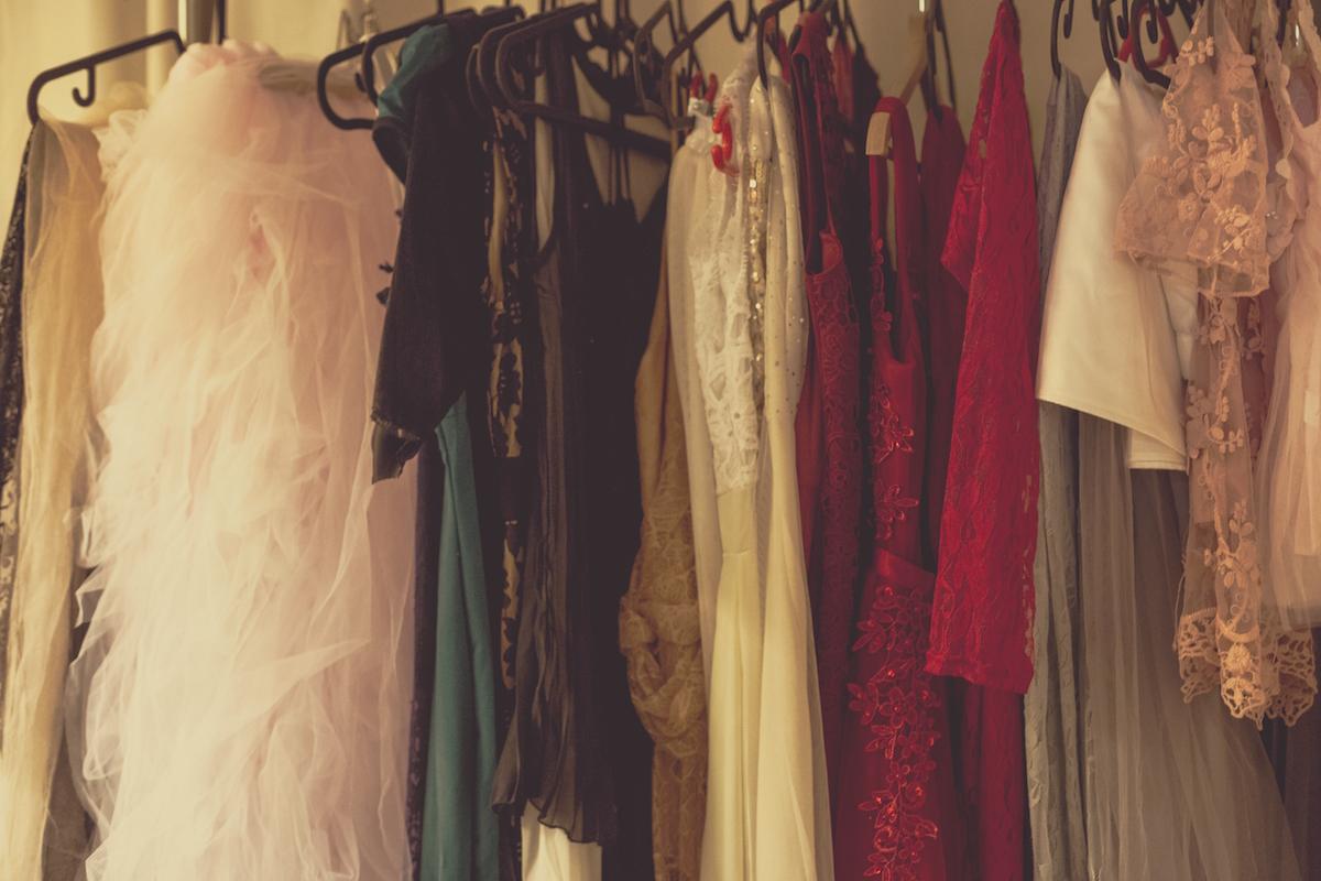 Kleider für fotoshooting