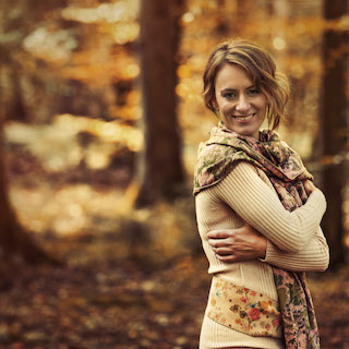Frauen Fotoshooting Outdoors
