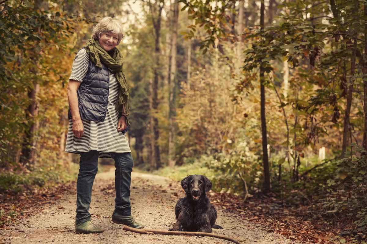 fotoshooting mit  dem hund Zürich
